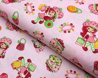 Strawberry Shortcake 23554 SPX Patchwork Quilting Fabric