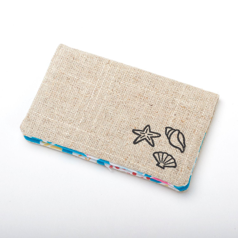Beachy wallet shell business card case seashell card holder beachy wallet shell business card case seashell card holder beach gifts accessories colourmoves
