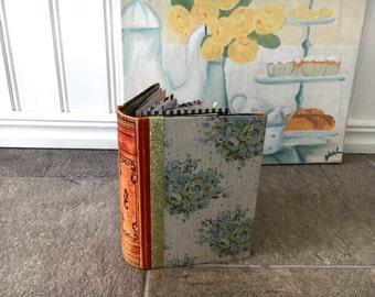 Altered book album/ binder