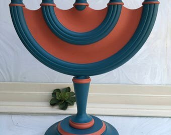 Vintage Swedish Candle Holder /Free Shipping in the US