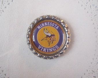 Minnesota Vikings Magnet (60) - Vikings Refrigerator Magnet - Vikings accessories - sports magnet