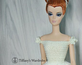 Wedding Dress for Silkstone Barbie