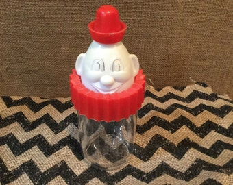 Vintage Bosco Chocolate Milk Clown Cup