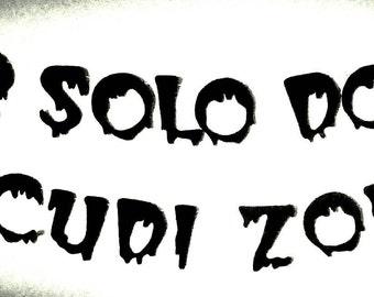 ElsyDoesIt Felt Garland Kid Cudi Cudi Zone/ Mr. Solo Dolo Felt Banner Room Decor Fan Art