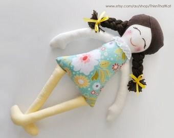 Handmade Dolly | Cloth Rag Doll | New Baby Gift | Christmas Gift
