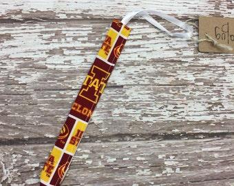 Iowa State University Pacifier Clip