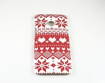 Knitted Noel iPhone 7 case iPhone 7 Plus iPhone SE iPhone 6 / 6s  iPhone 6 Plus iphone 5s iPhone 5c iPhone 4 iPod classic iPod Touch 5