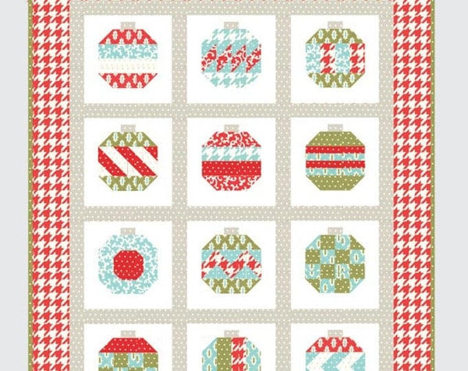 Vintage Holiday by Thimble Blossoms - Quilt Pattern