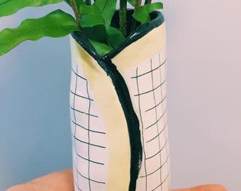 Wonky Wrap Vase - Free Shipping in Australia