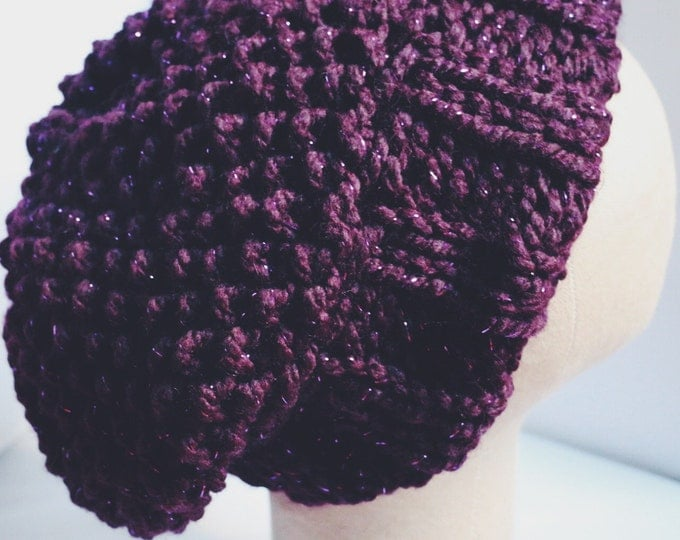 Featured listing image: Satin Lined Knitted Beanie // Style // Shepiji Seedy