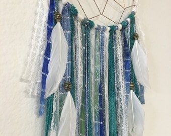 Mermaid Gypsy Dreamcatcher