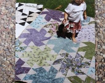 Ballerina Quilt Pattern - Julie Herman - Jaybird Quilts - JBQ 120