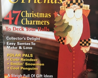 Crafts Magazine Santa and Friends