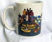 "The Beatles ""Yellow Submarine"" Coffee Mug"