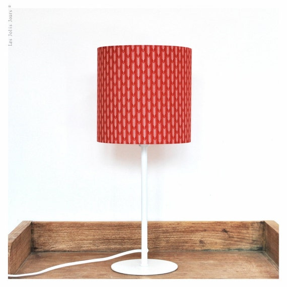 LAMP RED ARROW
