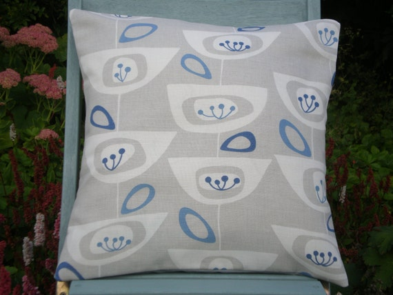 John Lewis 'Seedheads' Cushion Cover Nordic