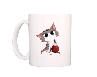 Mug Kitty Cat