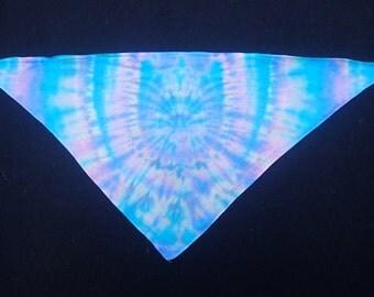 Tie-Dyed Doggie Bandana - Medium