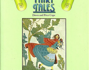 Red Riding Hood Books - Favourite Fairy Tales - Authors Dawn - Peter Cope - Illustrated Childrens Books - First Edition 1981.