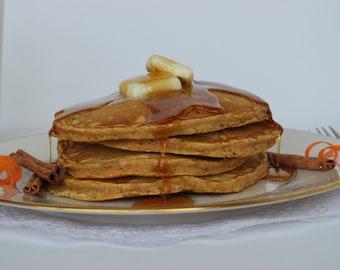 Gluten Free Cinnamon Bun Pancake Mix