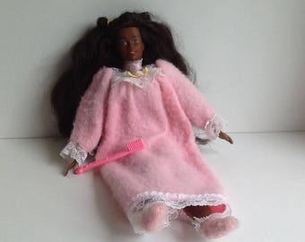1993 BEDTIME Barbie Doll