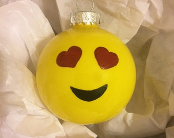 Emoji Ornament
