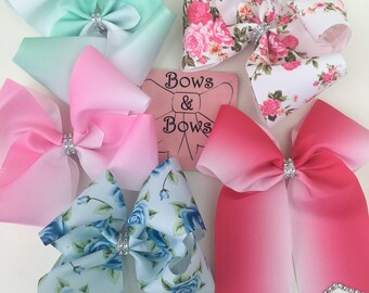Girls Hair Bow, Boutique Hair Bow, Oversized Hair Bow, Large Hair Bow, Cheer Bow, School Bow, Party Bow, Gymnastics Bow, Loopy Bow