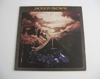 Jackson Browne - Running On Empty - Circa 1977