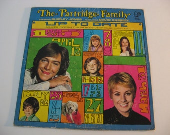 David Cassidy & The Partridge Family - Up To Date - Circa 1971