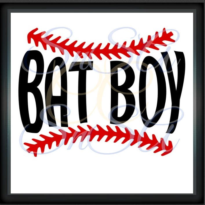 Baseball SVG Bat Boy Ball Team Love Life Mom Dad Sister