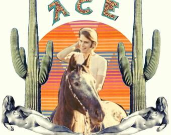 Bob Weir Ace Print