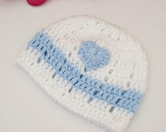 knitted hat, crochet beanie infant, newborn hospital hat, beanie hat, baby hat gift, winter hat, baby boy hat, kidswear, newborn beanie,