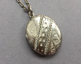 Victorian Photo Locket