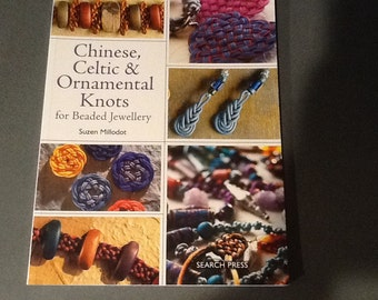 Chinese Celtic knots book