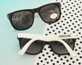 Groomsman Sunglasses, Groom Sunglasses, Groom Gift, Groomsman gift, Groomsmen Gift,