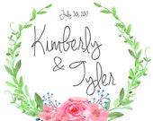 Custom Invite Suite for Kimbery S.