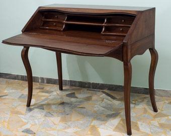 Secretary in mahogany