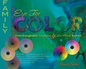 EFC Family, Color Wheel, Color Inspiration, Color Harmony, Earthtone, Saturated, book, signed by Author
