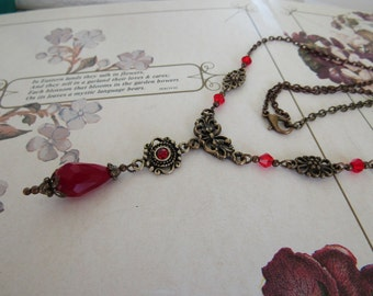 Victorian Style Necklace