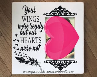Your Wings were ready frame