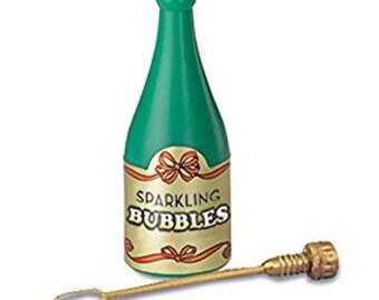 24 small bottles bubbles makers sparkling design