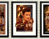 Doctor Who SET OF 3