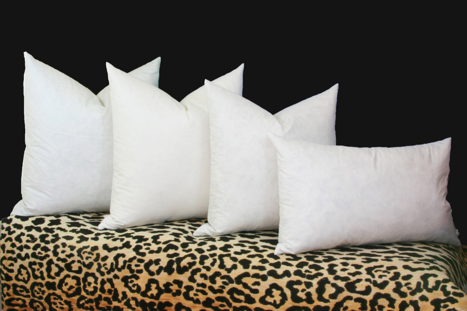 High quality synthetic pillow inserts 16x16 pillow insert