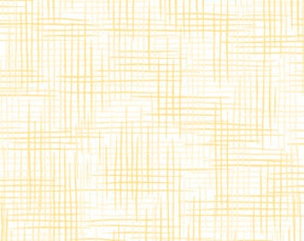 Woven - Butter 24776-ZS by Quilting Treasures Cotton Fabric Yardage