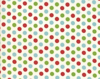 Hometown Christmas #5666-11 by Sweetwater fabrics for Moda. Christmas fabric, Christmas in July, IN STOCK