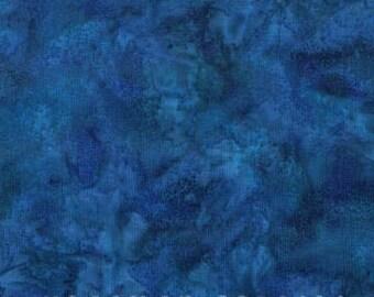 Hoffman Fabrics Watercolors Marlin Purple Blue Green 1895-275-Marlin Bali Batik Fabric