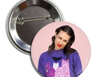 Miranda Sings Yeah Rite! Pin Back Button Set