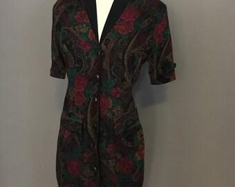 Vintage Rose Darling Dress