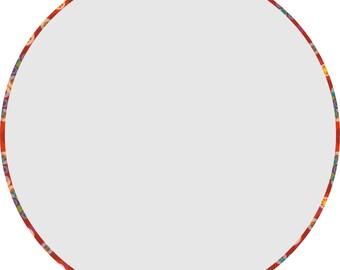 TRANSLUCENT Opaque Lampshade DIFFUSER for Drum Ceiling Pendant, Lightshade | 30cm 40cm shade