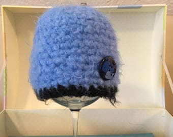 handmade newborn boy hats, newborn boy winter hat, newborn boy coming home hat, newborn boy first hat, winter baby boy hats, winter boy hats
